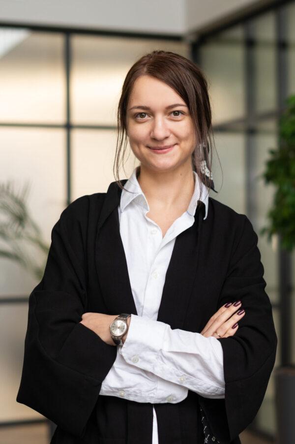 Олександра Боряк