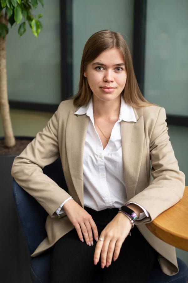 Анастасія Горбунова